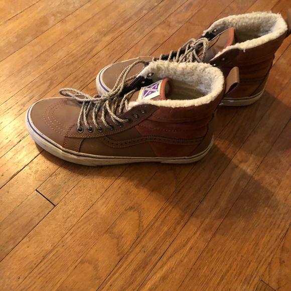 Vans Shoes   Van Winter Boots   Poshmark